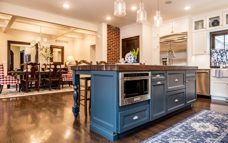Quick Answer How Much Space Do You Need Between An Island And A Counter Kitchen
