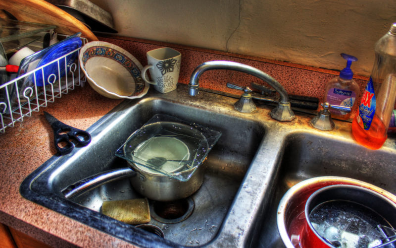 Quick Answer What Is The Best Way To Clean A Stainless Steel Sink Kitchen