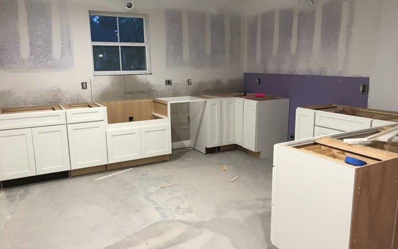 Question Do Hardwood Floors Go Under Kitchen Cabinets Kitchen