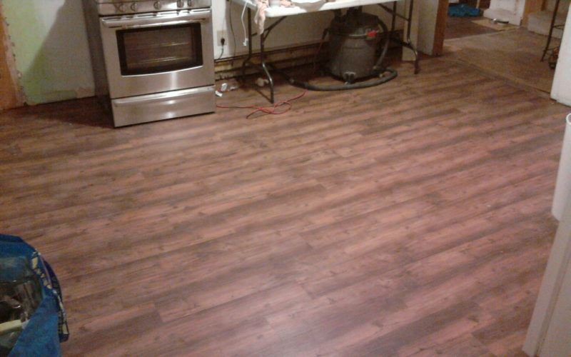 Question Can You Install Laminate In Kitchen   Kitchen