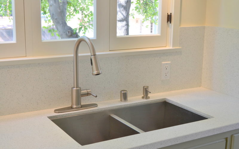 Quick Answer Can You Put A Garbage Disposal On A Single Drain Sink Kitchen