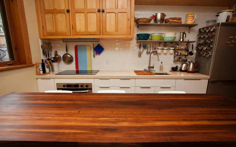 How Do You Fix Ling Laminate, Repair Laminate Kitchen Cabinets