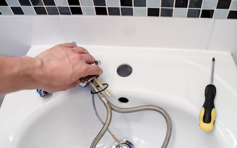 Quick Answer How Do You Replace A Single Handle Kitchen Faucet Kitchen