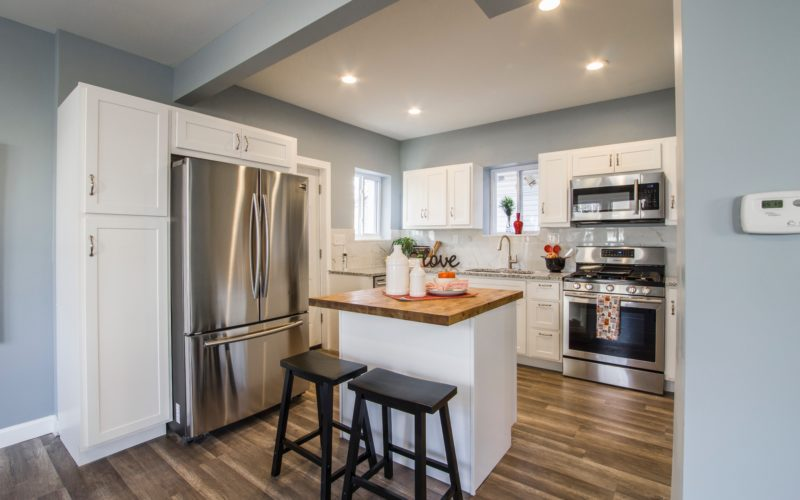 Replace Kitchen Cabinet Doors, How Much Does It Cost To Replace My Kitchen Cabinet Doors