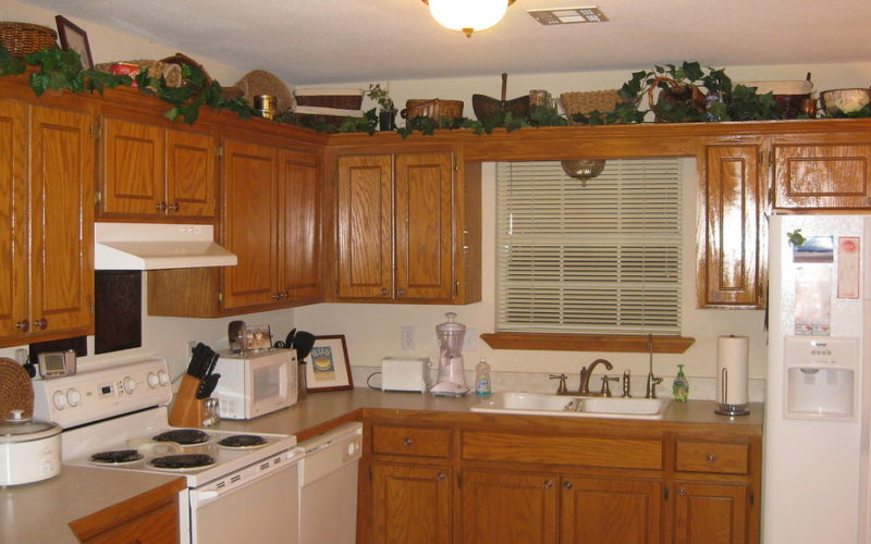 Question What Is The Best Way To Restain Kitchen Cabinets