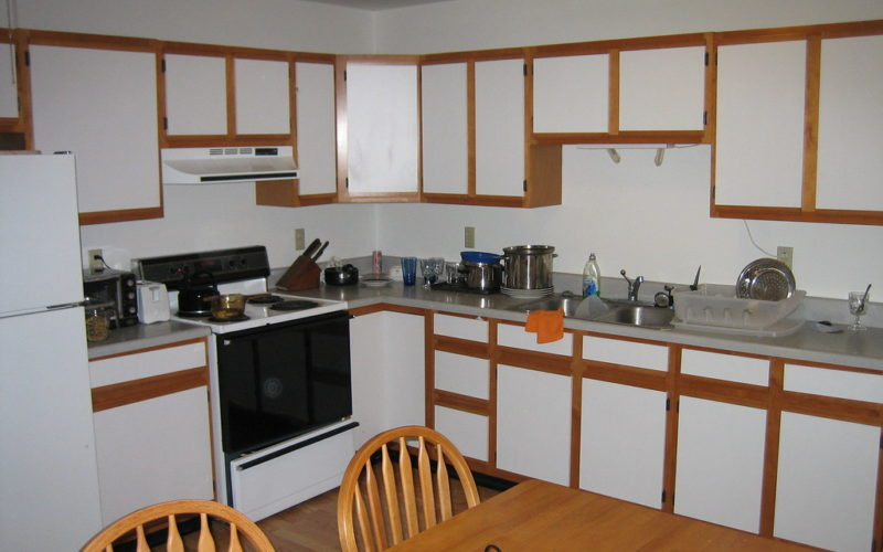 Question: How Do You Revive Old Wood Cabinets?? - Kitchen