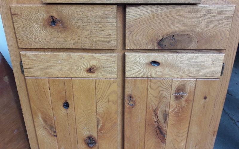 How Do You Revive Old Kitchen Cabinets?? - Kitchen