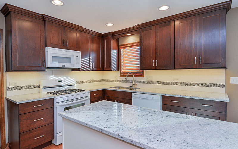 How Do You Touch Up Painted Kitchen Cabinets?? - Kitchen