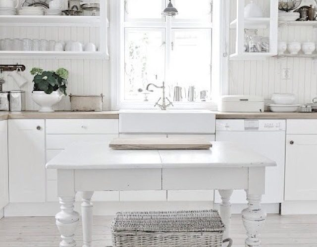 How Do You Whitewash Stained Wood Kitchen